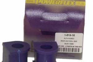 Powerflex Buchse Stabilisator hinten 16mm Alfa 147/156/GT