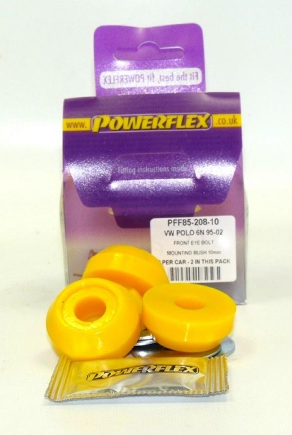 Powerflex Buchse Stabi. vorn aussen Augenbolzen 10mm VW Golf 2