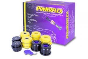 Powerflex Werkstattbuchsensatz BMW 3 E46 M3