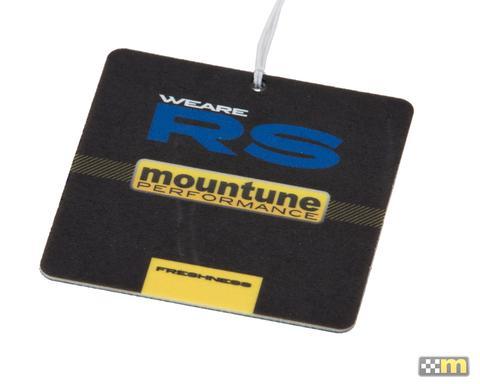 "Lufterfrischer ""RS"" Original Mountune"