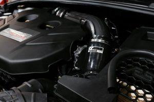 Ansaugschlauchkit GGR Ford Focus 3 RS/ST 250 Schwarz
