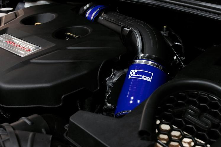 Ansaugschlauchkit GGR Ford Focus 3 RS/ST 250 Blau