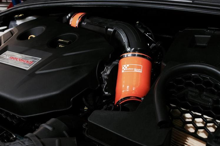 Ansaugschlauchkit GGR Ford Focus 3 RS/ST 250 Orange