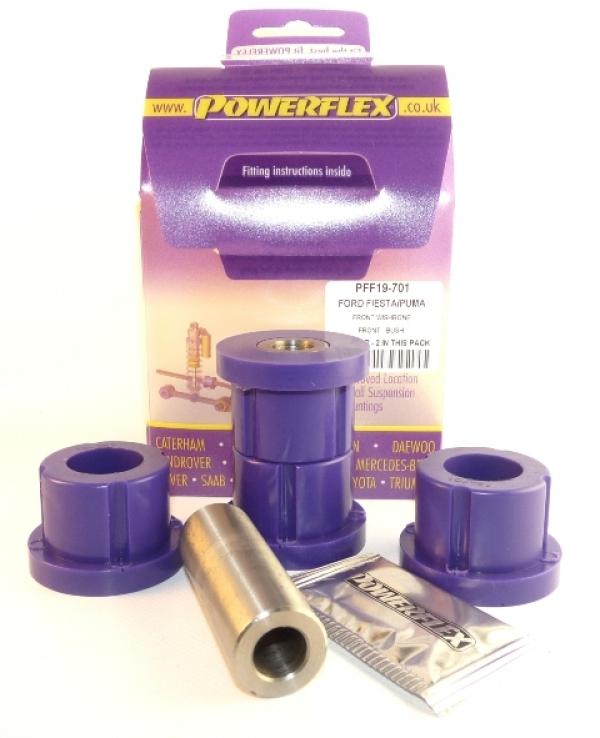 Powerflex Buchse vorderer Querlenker vorn Ford Puma/Fiesta 4