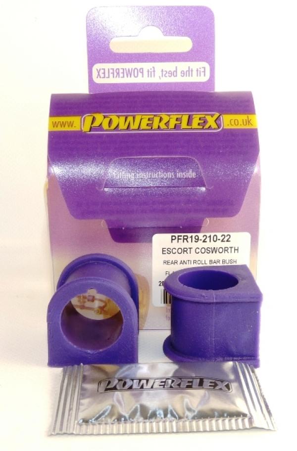 Powerflex Buchse Stabilisator hinten Ford Ka/Fiesta 3 flach