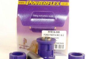 Powerflex Buchse Panhardstab hinten Fiesta 1/2