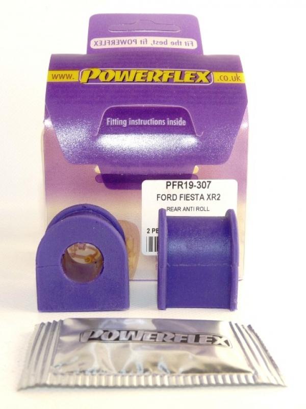 Powerflex Buchse Stabilisator hinten Fiesta 1/2