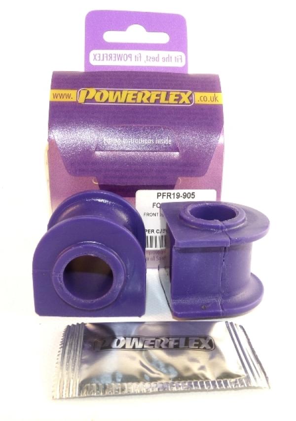 Powerflex Buchsensatz komplett hinten Ford Mondeo 01-07