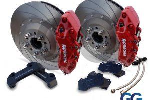 Hochleistungs- Bremsenkit AP 362 mm Ford Focus 3 RS vorn