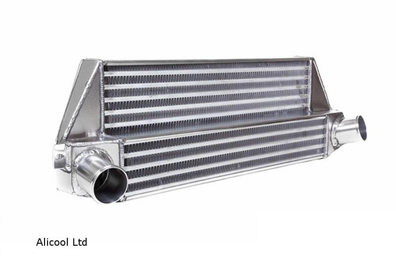 Alu Hochleistungs Ladeluftkühler Mini R56 Turbo