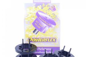 Powerflex Buchse Einsatz Querlenker vorn unten hint.  Mazda MX 5