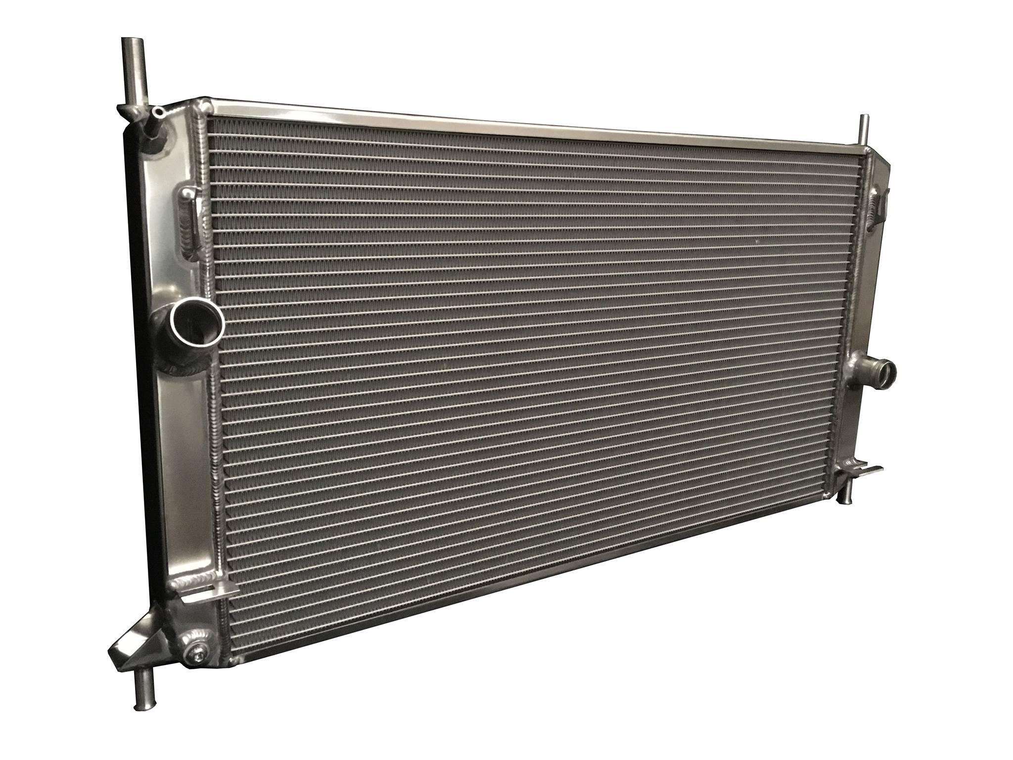 Alu Hochleistungs Wasserkühler Ford Focus 2 ST 225 Alicool