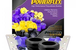 Powerflex Buchse hinterer Längslenker Ford Mondeo 07-13