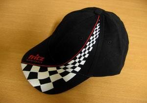 Racing Cap schwarz Fritz Motorsport