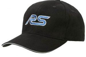 Base Cap RS schwarz