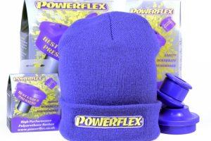 Wintermütze Beanie Powerflex violett
