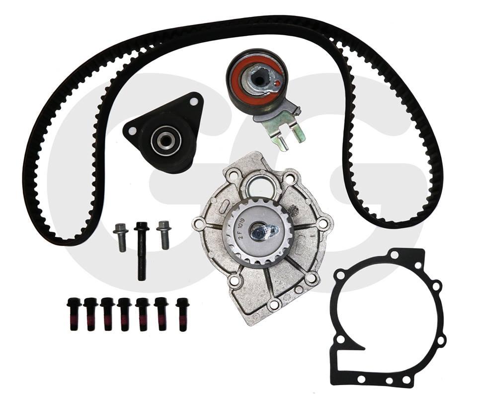 Reparatursatz Zahnriemen mit Wasserpumpe Ford Focus 2 ST/RS