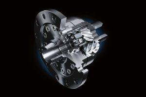 Schneckenrad Sperrdifferential Ford Ka MK 2/Fiat 500