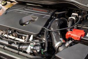 Ansaugschlauch Silikon Mountune Ford Fiesta 8 ST 1,5 schwarz