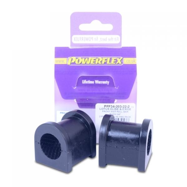 Powerflex Buchse Stabilisator vorn 19 mm Lotus Elise