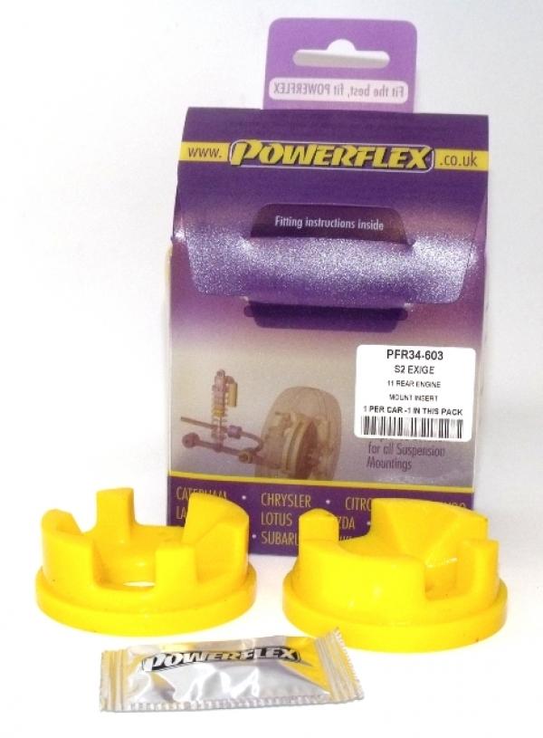 Powerflex Buchse Motorlagereinsatz vorne Lotus Exige 2