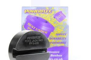 Powerflex PU Wagenheberadapter für viele Ford Modelle