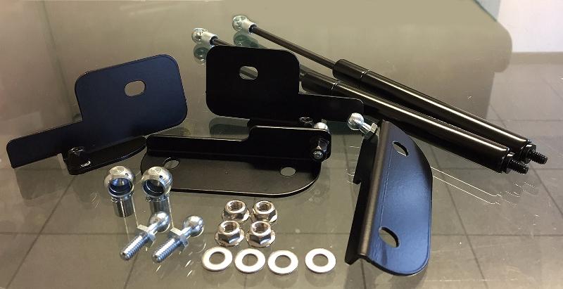 Bausatz Motorhaubenlifter Ford Focus 3/ST250/RS