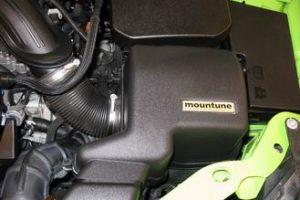 Ansaug-Tuningkit Focus 2 RS Mountune Airbox/Mountune Luftfilter