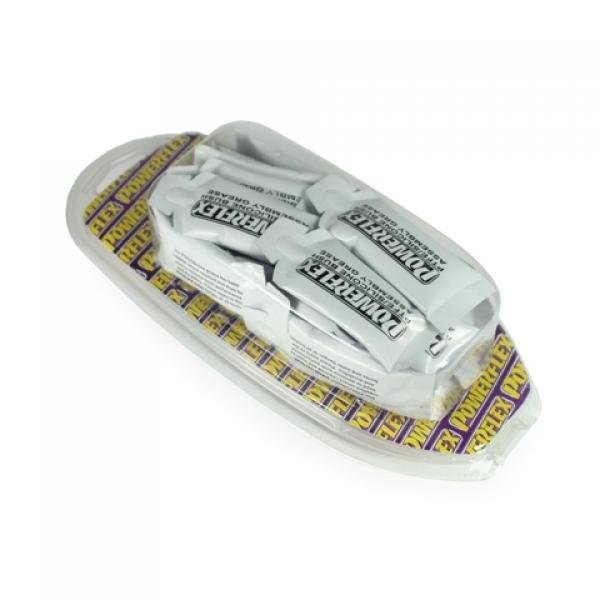 Powerflex PTFE- Silikonfett 20 er Pack