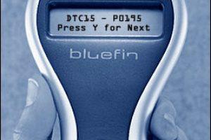 Bluefin Elektronikoptimierung Ford Focus 1 RS