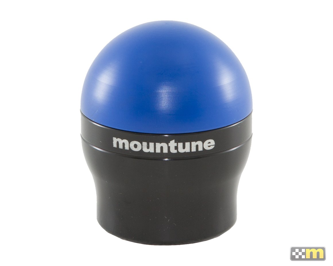 Schaltknauf Mountune Focus 3/4 ST/RS/Fiesta 8 ST 1,5 blauschwarz